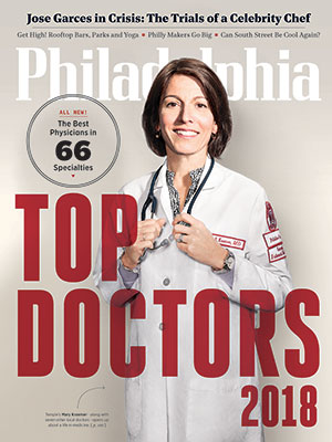 """151 Temple Physicians Named """"Top Doctors"""" by Philadelphia Magazine"""