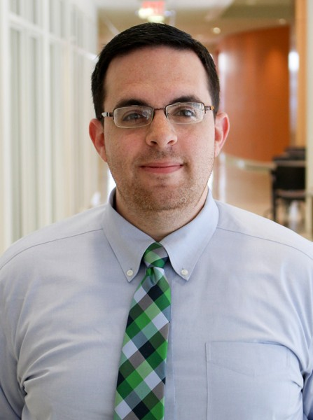 Peter Tomaselli, a fourth year medical student, worked in the ED the night of the Amtrak crash.