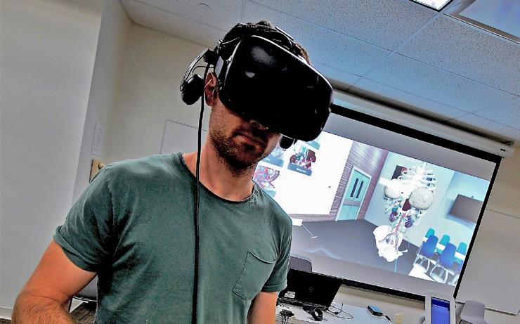 "546b1dea116a Innovation Space"" Offers Virtual Reality"