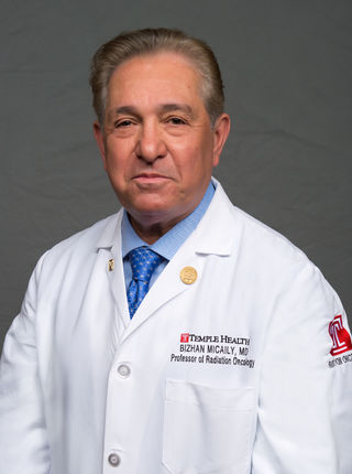 Bizhan Micaily, MD, FACR