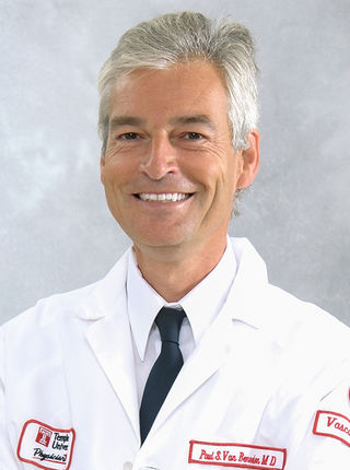 Paul Van Bemmelen, MD, PhD