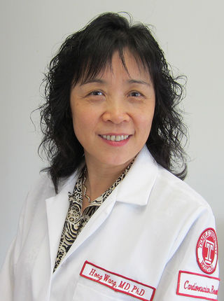 Hong Wang, MD, PhD, EMBA