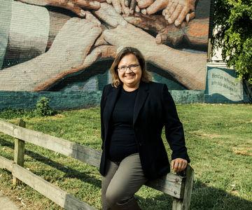 Dr. Kathy Reeves