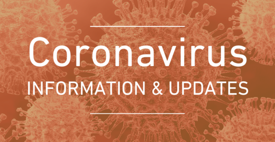 Information About the 2019 Novel Coronavirus (COVID-19)