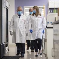 HIV Lab Drs. Burdo and Khalili