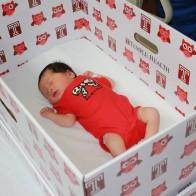 Baby Box Temple Health 2016