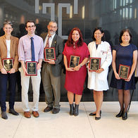 Eleven Faculty Honored with 2021 Excellence in Education Awards
