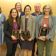 Honoring Lewis Katz School of Medicine's Top Teachers at Awards Program