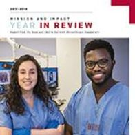 Year In Review: Mission And Impact