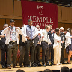 White Coat Ceremony Welcomes the Class of 2020