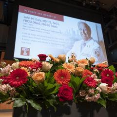 Dr. Daly Memorial