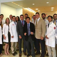 World-Renowned Orthopaedic Surgeon Speaks at TUH