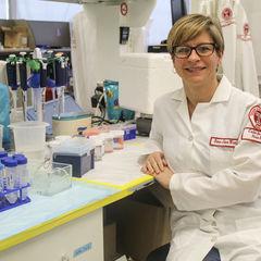 Dr. Sara Ward - Lab
