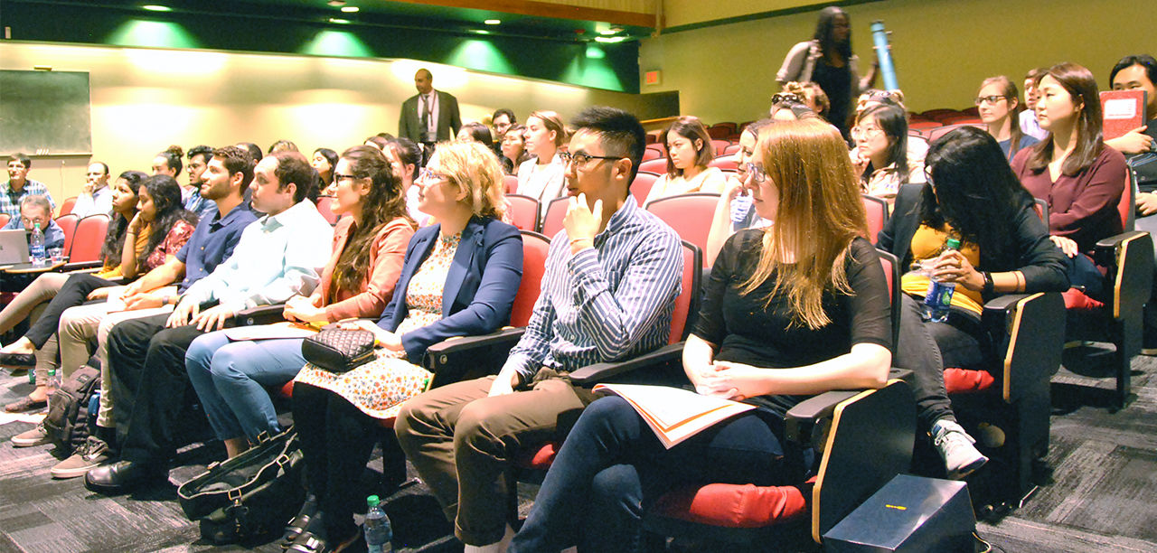 Department of Cancer and Cellular Biology Students Conference