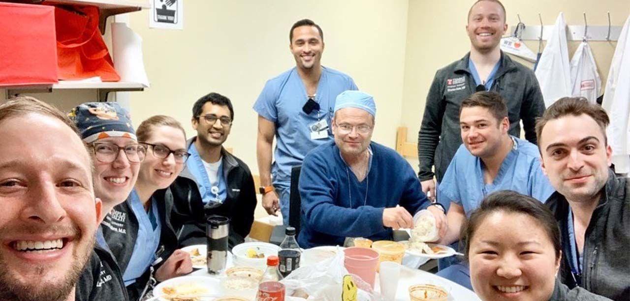 Surgery Residency Break