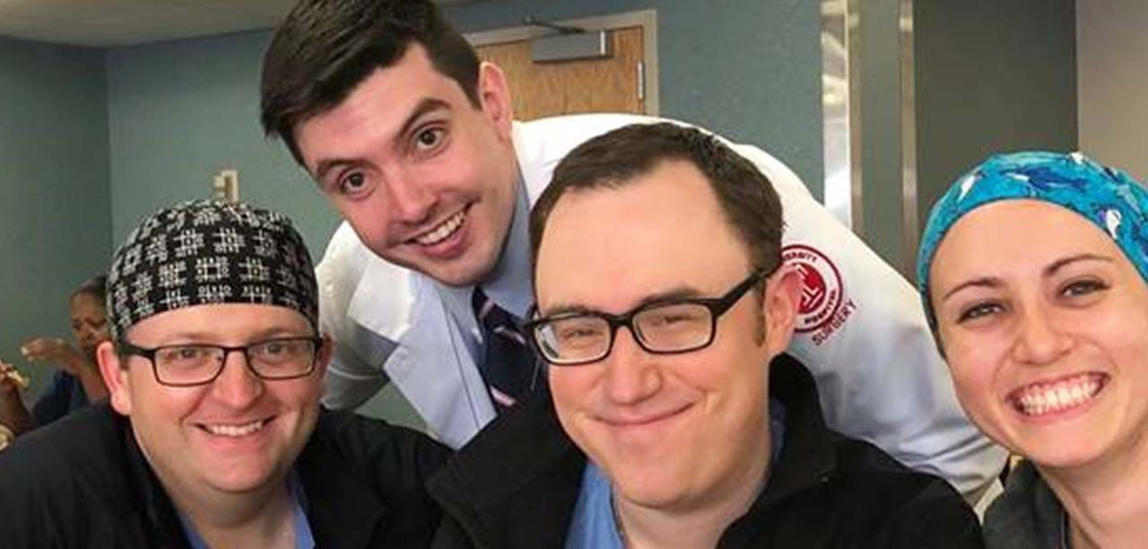 Surgery Residents