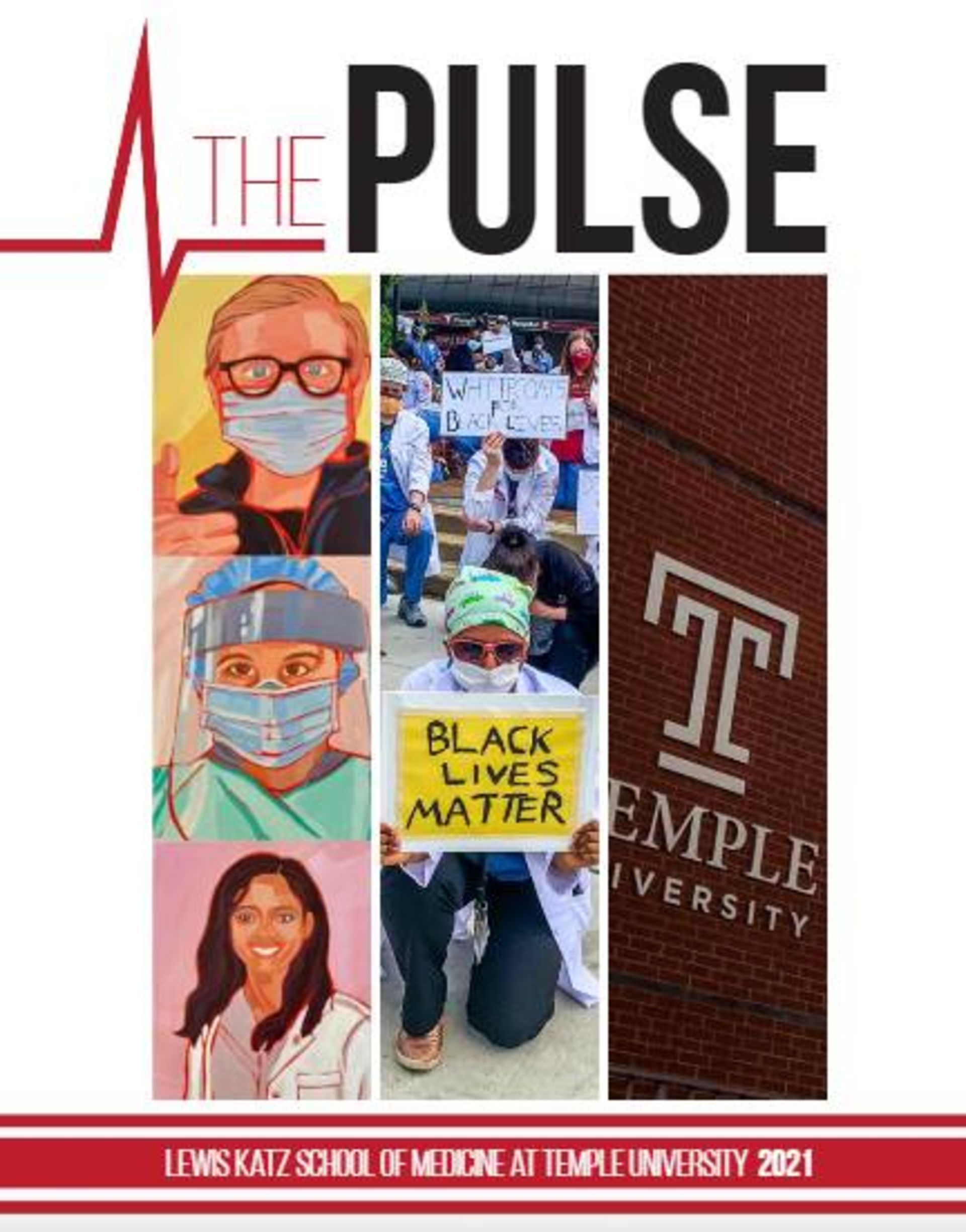The Pulse 2021 Cover