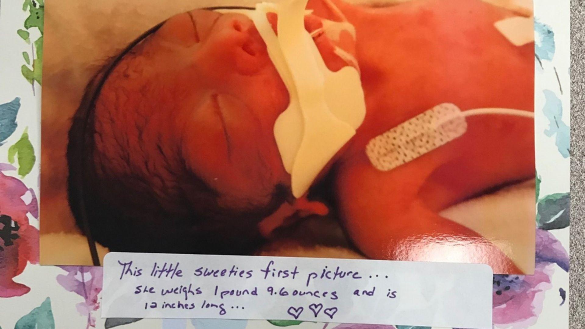 Baby Rey Bulletin Board